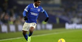 Tariq Lamptey set to miss Leicester City clash