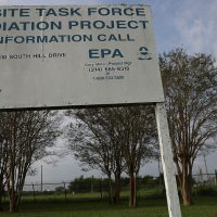 Texas cold snap froze cleanup efforts at some Superfund sites