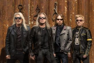 THE END MACHINE Feat. Ex-DOKKEN, WARRANT Members: 'Crack The Sky' Music Video