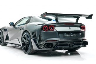 """The Mansory Stallone GTS Is a Ferrari 812 GTS for the """"Fast & Furious"""" Crowd"""