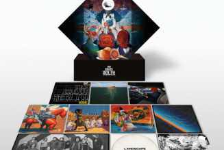 The Mars Volta Announce Staggering 18-LP Box Set with Unreleased Material