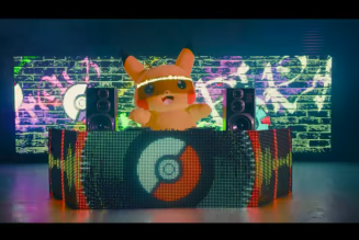 The Official Pokémon YouTube Uploaded a DJ Set from Pikachu With Remixes of the Game's Music
