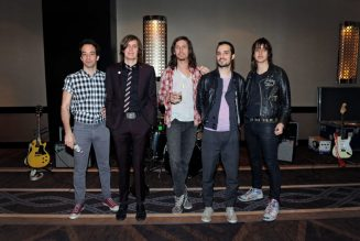 The Strokes Win Best Rock Album Grammy for The New Abnormal
