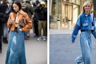 The Unlikely Denim Micro Trend Huge Designers Are Revisiting
