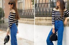 This Jeans Trend Keeps Trying to Come Back, Here's Proof It's On the Rise