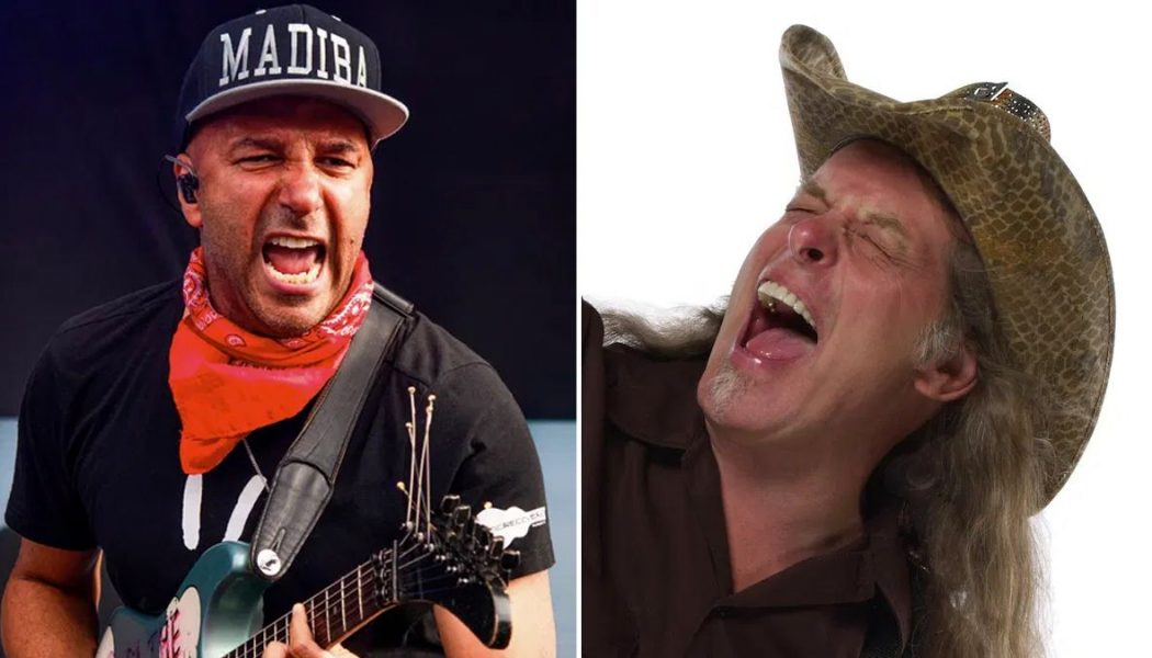 Tom Morello Considers Ted Nugent a Friend Despite Polar Opposite Political Beliefs