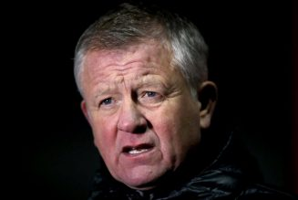 'Unbelievable': Everton man comments on possible Chris Wilder sacking