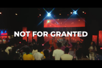 VIDEO: Eben – Not For Granted