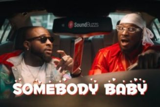 VIDEO: Peruzzi – Somebody Baby ft Davido