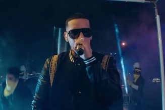 Watch Daddy Yankee Perform 'Problema' on 'Jimmy Kimmel Live!' Straight From Miami