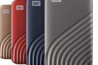 Western Digital's fast 1TB portable SSD costs less than usual today