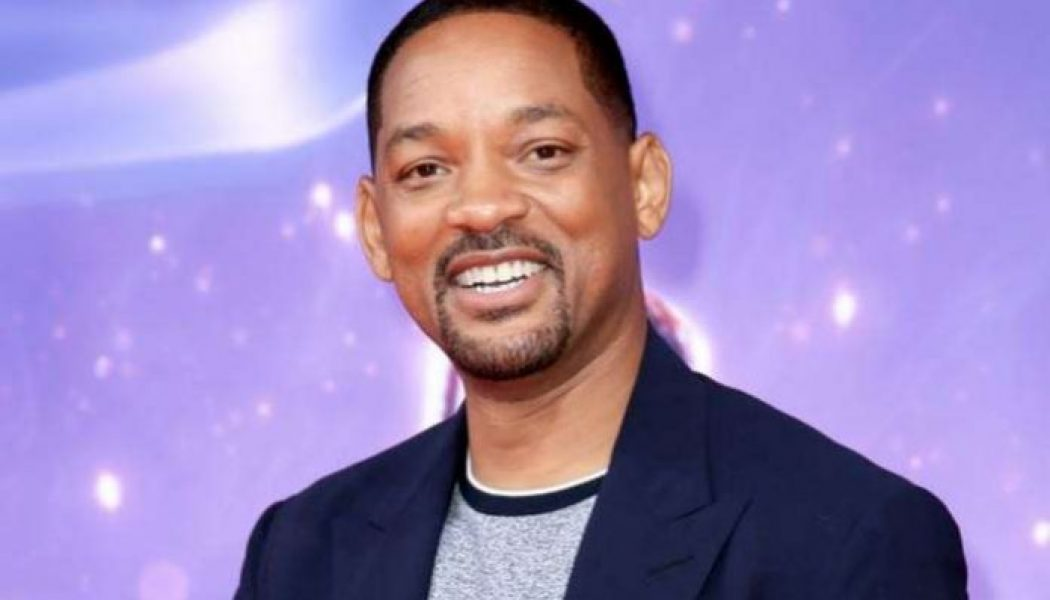 Will Smith opens up about running for president