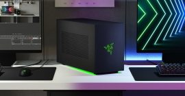 You can buy Razer's tiny Tomahawk gaming PC starting today