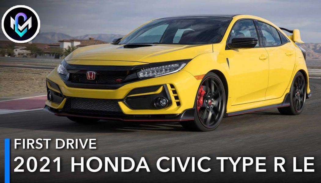 2021 Honda Civic Type R Limited Edition First Test: Real Deal