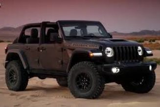 2021 Jeep Wrangler Rubicon 392 V-8 First Test: From Moab to L.A. in 4.2 Seconds
