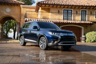 2021 Mitsubishi Outlander PHEV GT First Test: It's All Right