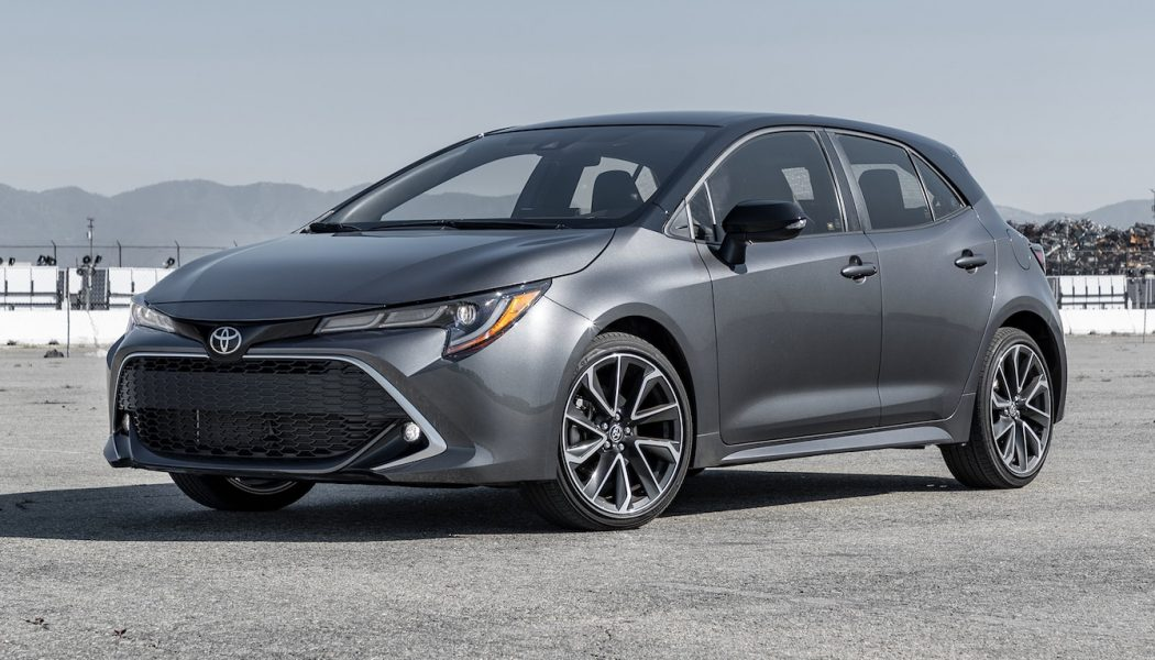2021 Toyota Corolla Hatchback Manual First Test: Don't Call It Hot