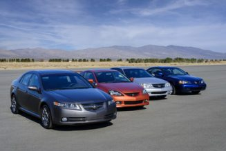 Acura's Type S History Driven: CL, TL, RSX (Plus One Type R)