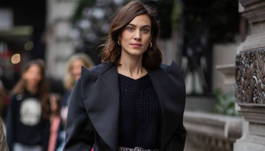 Alexa Chung's Wardrobe Is the Inspiration You Need for 2021