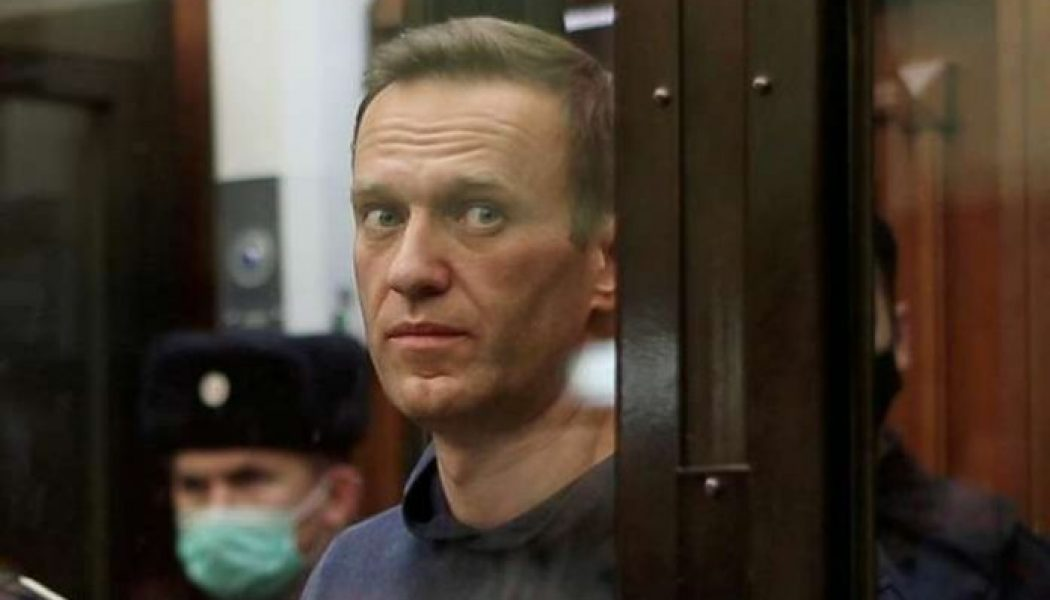 Amnesty: Russia may be 'slowly' killing Alexey Navalny