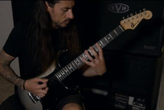 AS I LAY DYING's PHIL SGROSSO Launches Solo Project APATHIAN