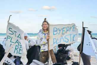 BLOND:ISH on Her Goal to Eliminate Single-Use Plastic in the Music Industry