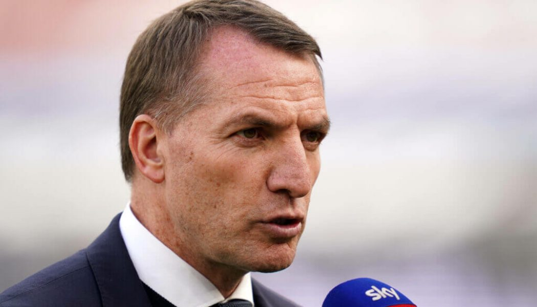 Brendan Rodgers comments on Leicester City's rule-breaking trio