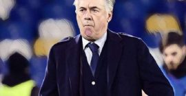Crystal Palace boss impressed by Carlo Ancelotti's work at Everton