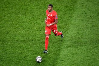 David Alaba agrees five-year deal with Real Madrid