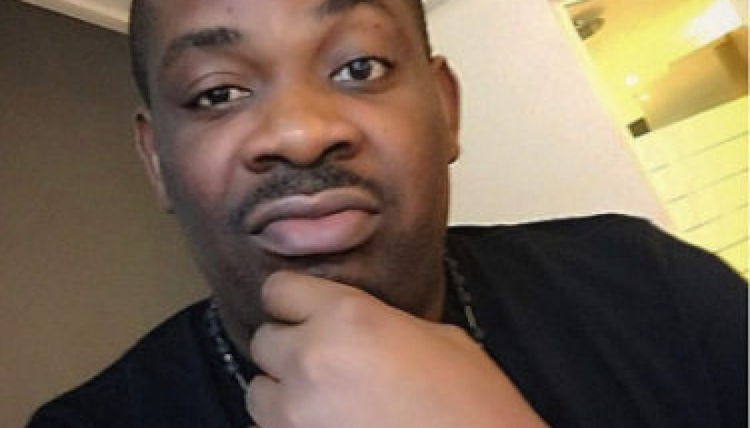 Don Jazzy Frowns at the Movie Choices of Nigerians on Netflix