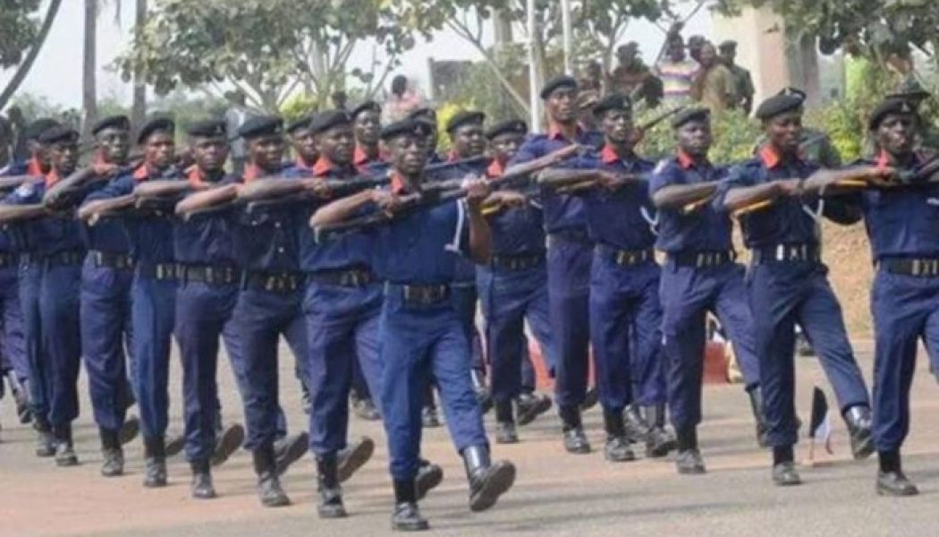 Easter: NSCDC deploys 1,850 personnel in Ondo