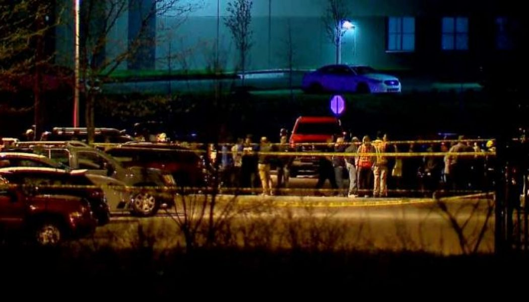 Eight killed in mass shooting at Indianapolis FedEx facility