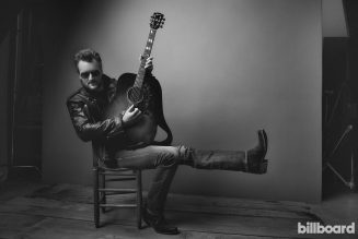 Eric Church's Scores Third No. 1 on Billboard's Top Album Sales Chart With 'Heart'