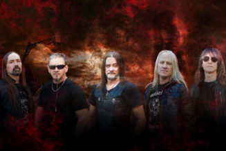 Flotsam and Jetsam Unleash Title Track from Upcoming Album Blood in the Water: Stream