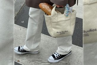 French Women Always Seem to Wear These Classic Sneakers