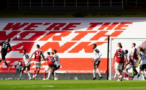 'Great character', 'Thank you': Some Arsenal fans react to 28-year-old's performance vs Fulham