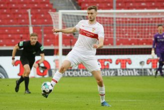 Hammers reportedly want 15-goal hitman who is Bundesliga's tallest player
