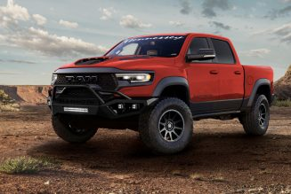 Hennessey Will Make a Mammoth (SUV) Out of Your Ram 1500 TRX