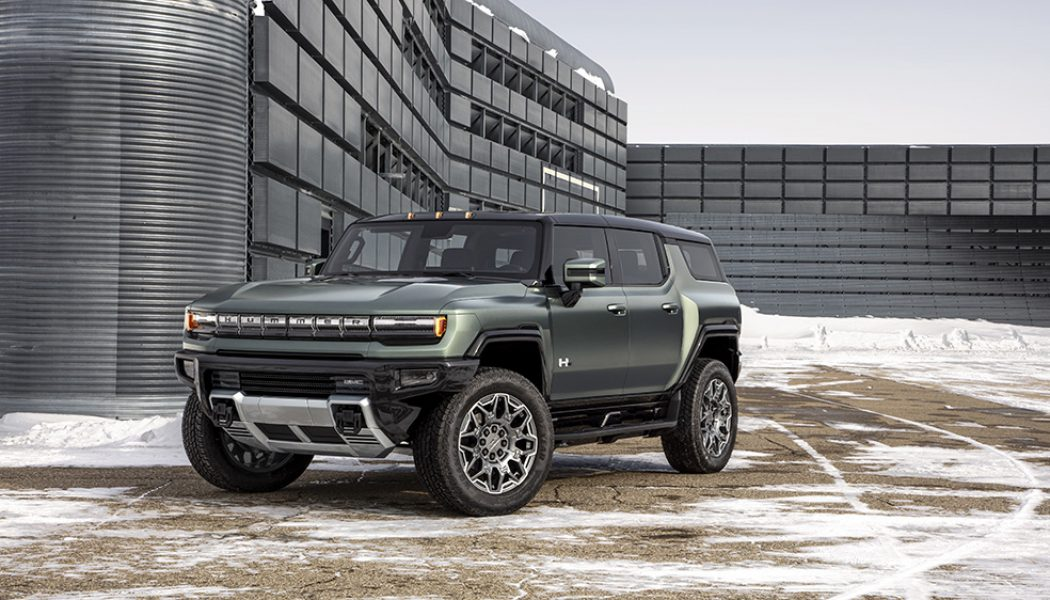 Here's Why the $79,995 GMC Hummer EV SUV Is a 2024 Model