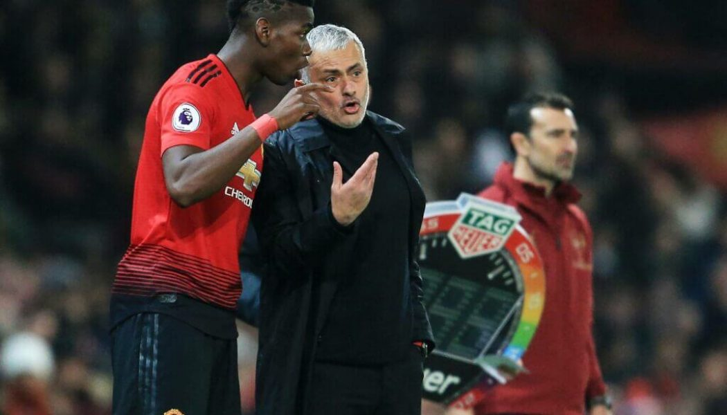 'I couldn't care less' – Spurs boss Jose Mourinho responds to Paul Pogba's criticism