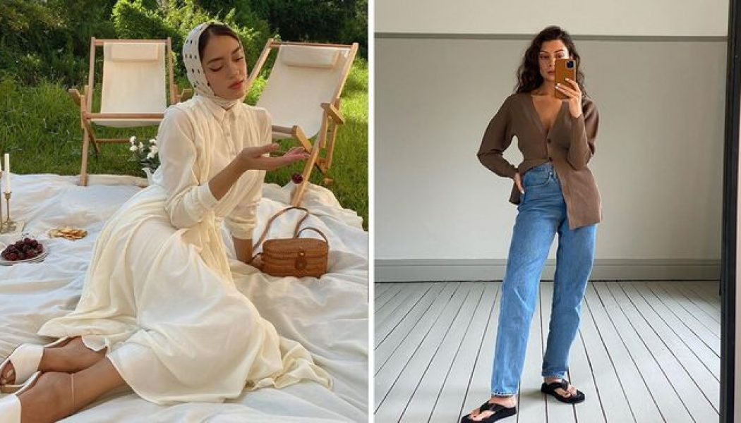 I Love Wearing Sandals and These Are the 6 New Trends I'm Into