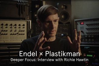 """Immerse Yourself in """"Deeper Focus"""" With Richie Hawtin's New AI-Powered Mix"""