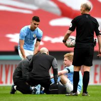 'It doesn't look good': Pep Guardiola provides worrying injury update on Kevin De Bruyne