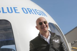 'It's time': Blue Origin teases ticket sales for its New Shepard rocket
