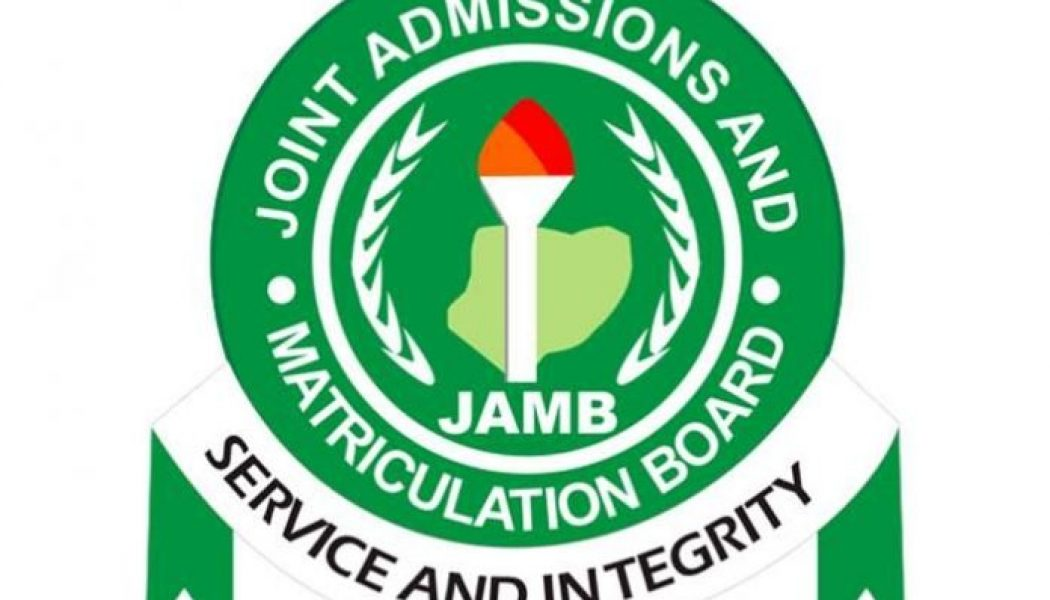 JAMB: CBT centres must carry names of their examination towns