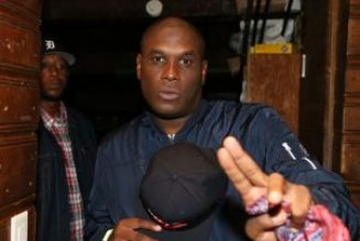 "Jay Electronica Descends From Bejeweled Hoverboard, Tells Kanye West To ""Flame On King"""