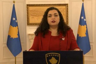 Kosovo parliament elects new national president