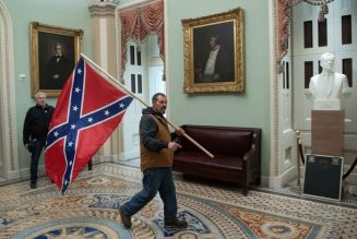 Kult 45: Confederate Flag Carrying Capitol Insurrectionist Indicted
