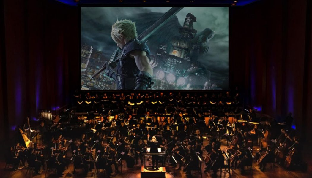 Listen to 16 minutes of Final Fantasy VII Remake's soundtrack performed by a live orchestra