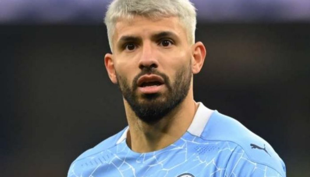 Manchester United boss rules out suggestions of move for Kun Aguero